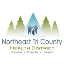 Footer Northeast Tri County Health District Preserve - Promote - Prevent